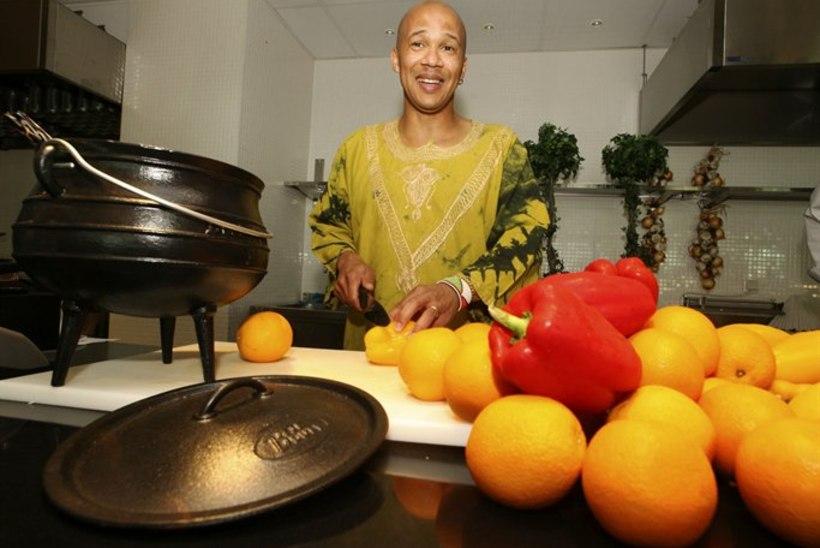 Lõuna-Aafrika köök: kõhu kaudu kaamose vastu
