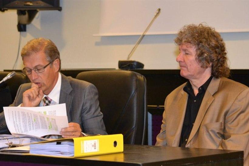 5 miljoni krooni kantimises süüdistatav Pärnu ärimees Lepp astus kohtu ette