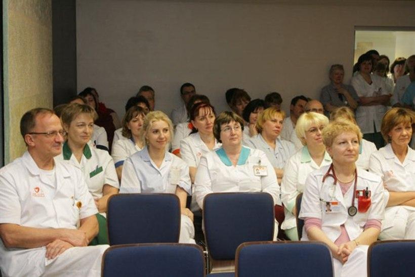 Arstide streik on alanud