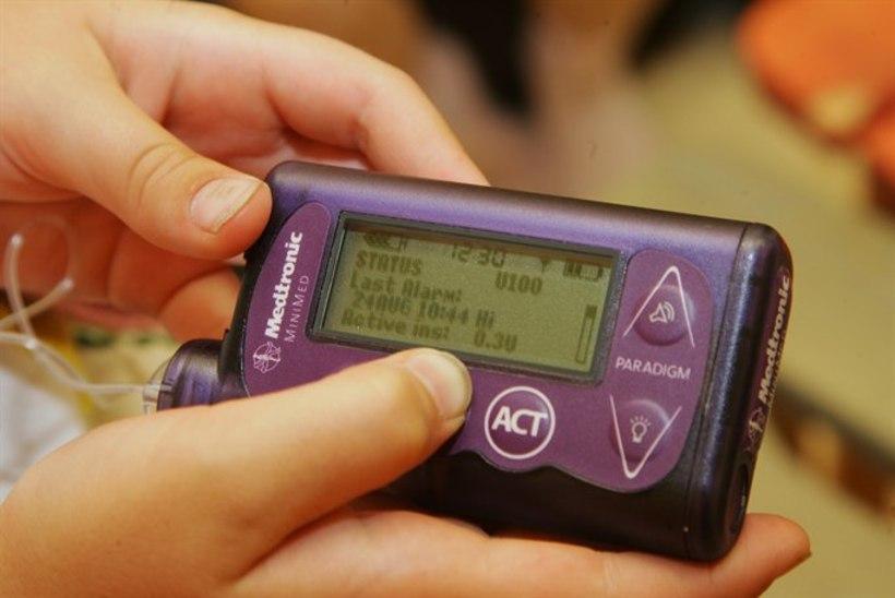 Tänu püsiannetajatele sai diabeeti põdev laps olulise abivahendi
