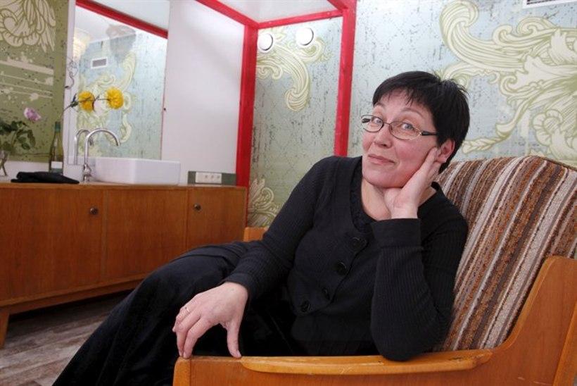 """Marika Vaarik: """"Olen väga palju mõelnud, et teatrist võiks üldse ära tulla."""""""