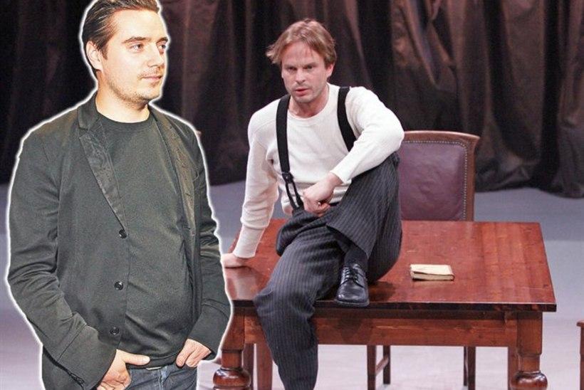 Viie tunniga Hamletiks: Priit Võigemast asendas haigestunud Alo Kõrvet