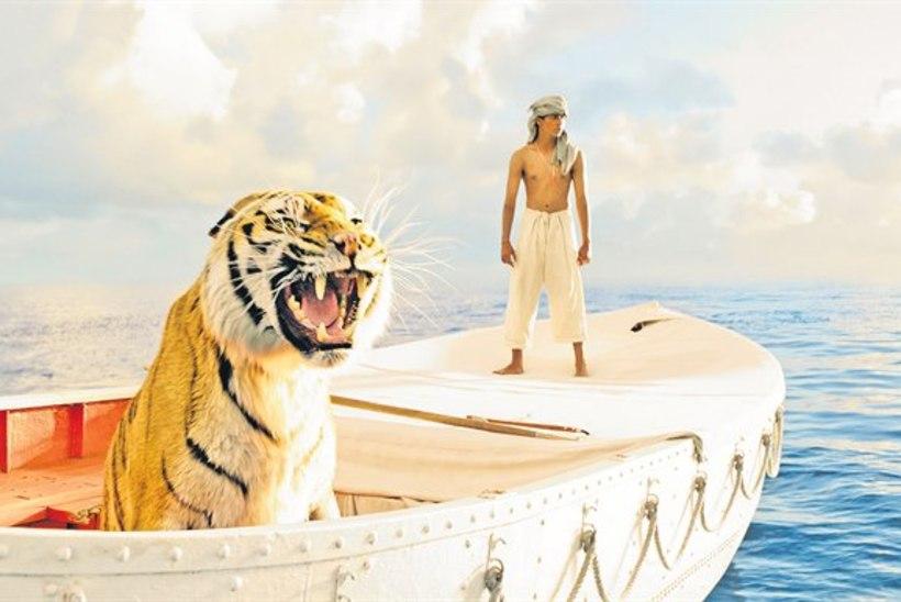 """""""Pii elu"""" staar: tiigrit võtetel polnudki. Pidin ta välja mõtlema Filmi loojad avavad telgitaguseid – võimatu sai võimalikuks tänu eriefektidele"""