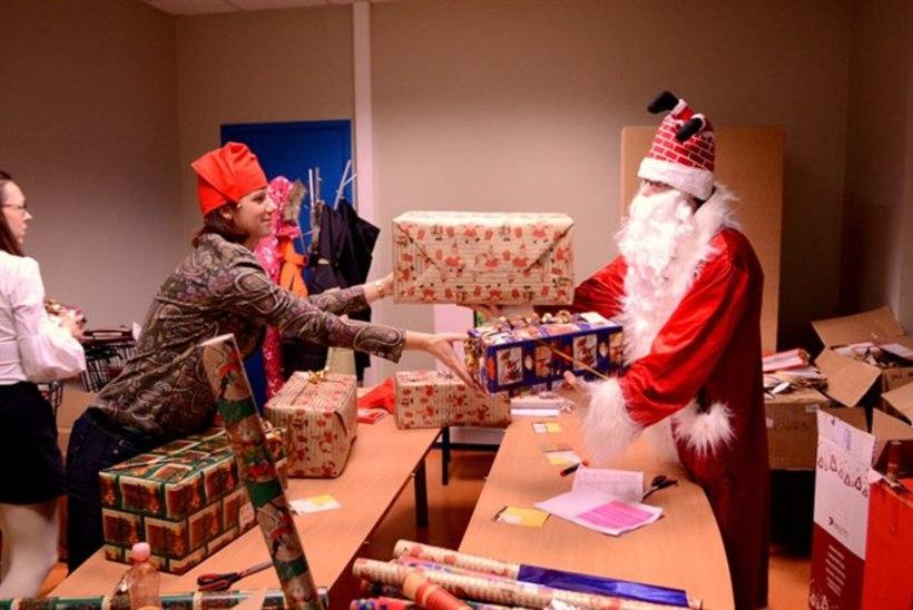 Heategevusfond täitis laste jõulukingisoovid