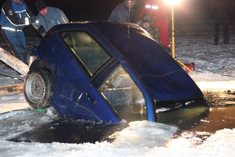 Nelja päevaga uppus Männiku karjääri neli autot