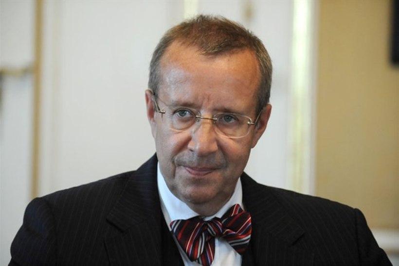 Ilves: 2013. aastal keskendume Eestile ja siin elavatele inimestele