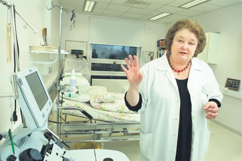 """Arst Hele Everaus: """"Lähedase surm ja surm töö juures on päris selgelt erinevad asjad."""""""