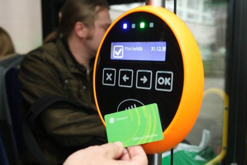 Tallinna ühiskaardile laaditud raha on kaaperdatav