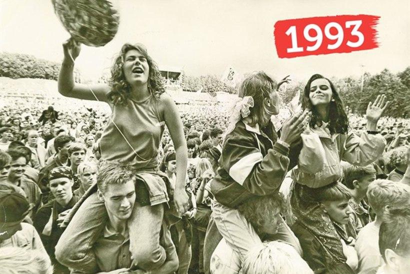 """Korraldaja Jüri Makarov: """"""""Rock Summer 25"""" on ikkagi ennekõike festival, mitte staaride paraad."""""""