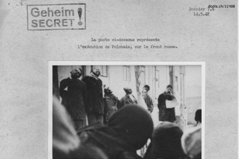Holokaust verisem kui arvati: natsidel oli üle Euroopa 42 500 sunnitöölaagrit