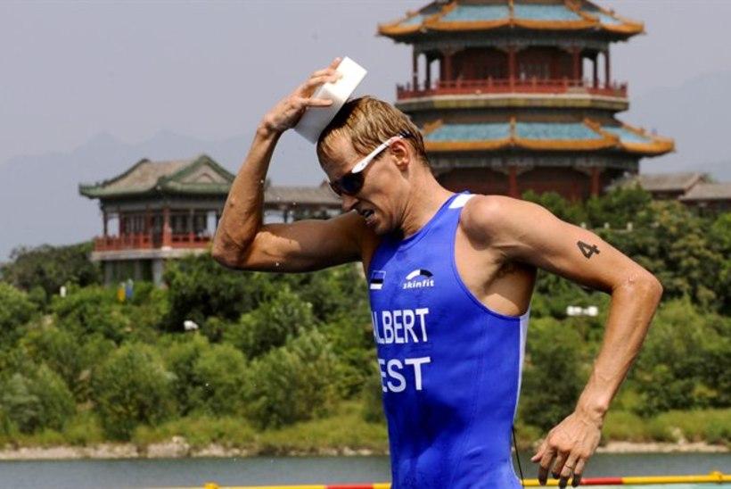 Marko Albert sai Uus-Meremaal teise koha