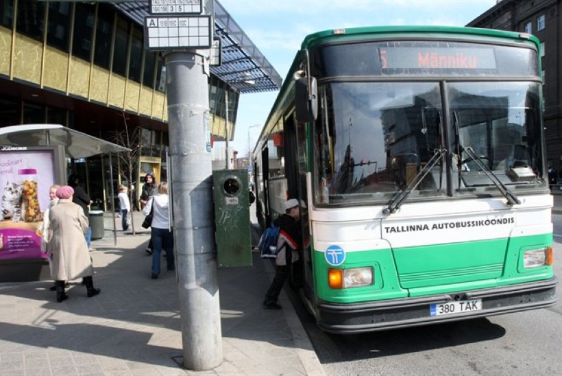 Tallinna eelarve on omadega miinuses