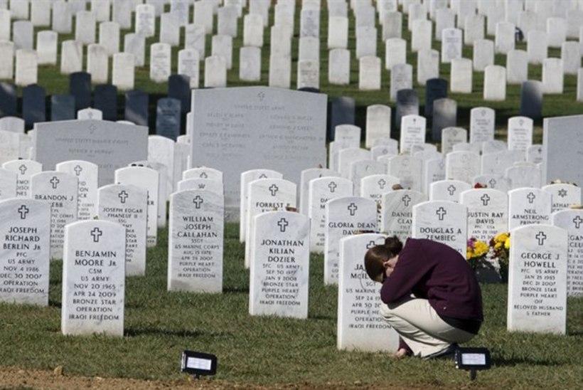 Valedele rajatud Iraagi sõjas hukkus ligi 200 000 inimest