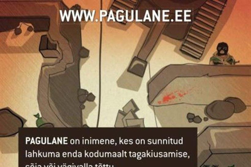 PILTUUDIS: kampaania esitleb pagulasi