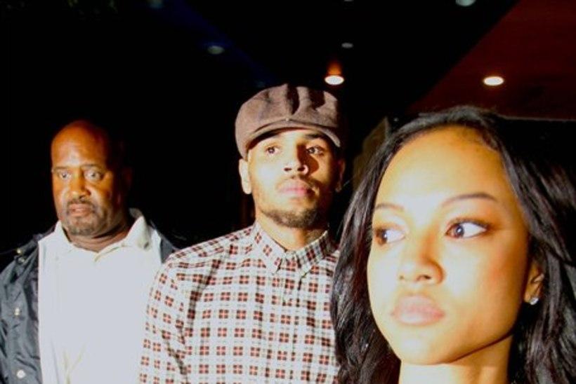Chris Brown on Rihannaga koos, aga armastab ikka veel ekskallimat