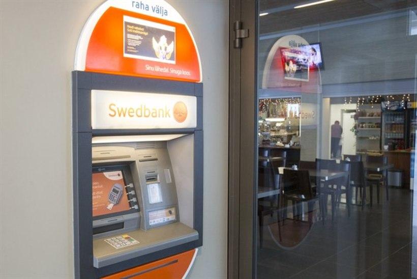 e4424dc8197 Enam kui veider: kuhu ometi kaob sularaha Swedbanki automaatidest ...