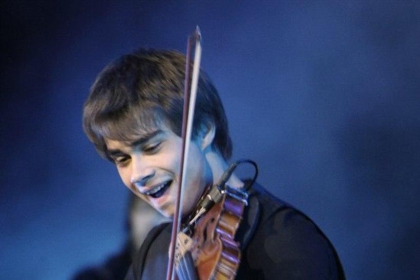 Alexander Rybak annab nädalavahetusel Eestis kaks kontserti
