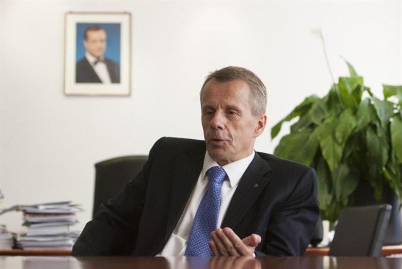 Jürgen Ligi ei tahagi Tallinna meeriks saada