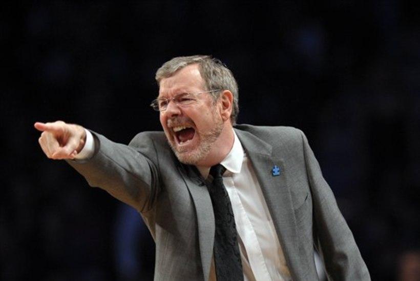 Brooklyn Nets vallandas play-offist väljakukkumise järel peatreeneri