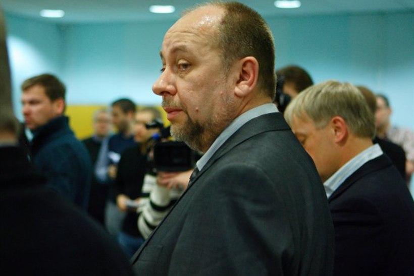 Ivo Parbus ja Elmar Sepp visati Keskerakonnast välja