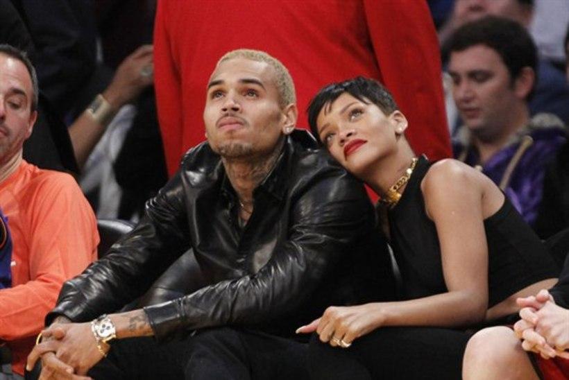 Chris Browni ja Rihanna üles soojendatud suhe taas jahtunud?