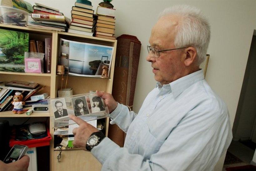 Evelin Ilvese isa: kogun veel pisut pensioni ja tulen siis Eestisse tagasi