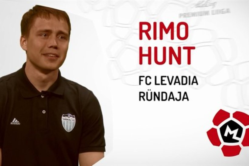 Tallinna Levadia ründaja Rimo Hunt: mu esimene auto oli uue kere peal Moskvitš!
