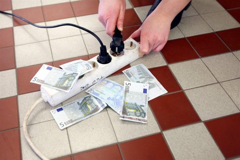 Lepingute alusel ostetud elektri osakaal kerkis aprillis 88 protsendile