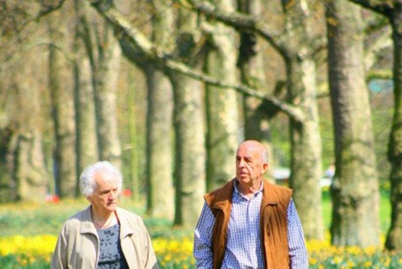 VÄGA VAHVA: ligi kolmandik vanemaealisi peab oma tervist väga heaks
