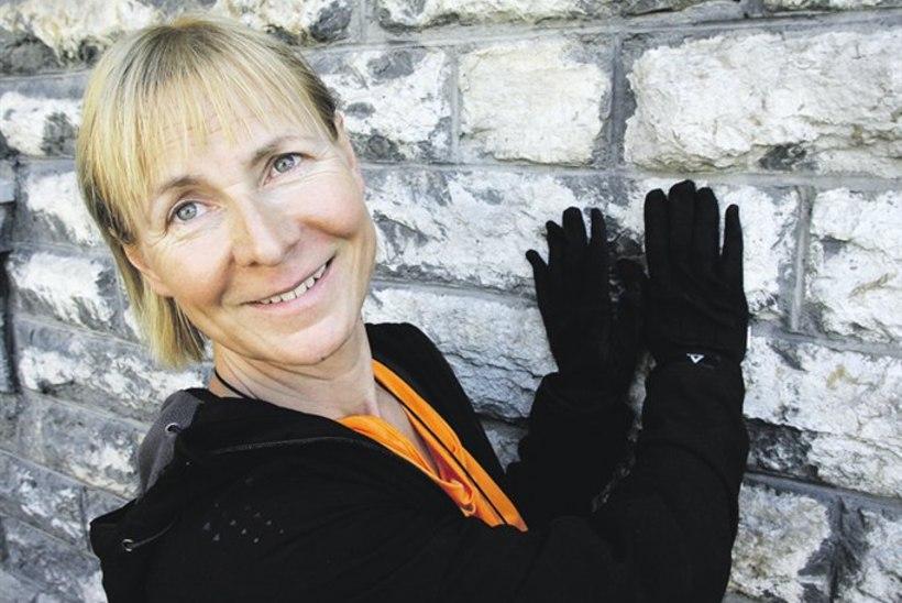 Naisalpinist Anu: võin küll kaotada sõrmeotsad, aga ma ei kahetse midagi!