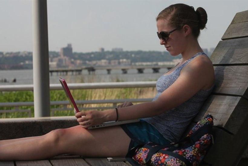 Kaugtöö päev: täna võiks teha tööd kodus, pargis või kohvikus