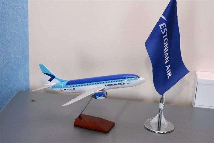 Estonian Air rendib Leedu lennufirmale lennuki