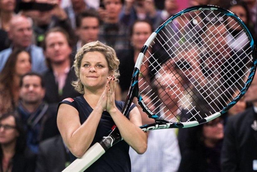 Clijsters: Kanepil on alati olnud probleeme matšide lõpetamisega