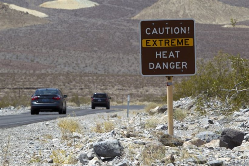 Põrgukuumus USAs: kohati isegi kuni 50 kraadi