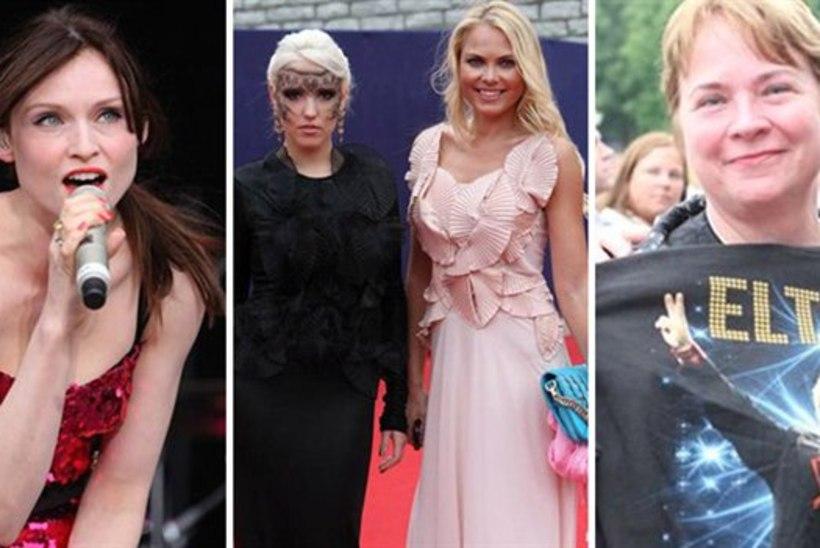 GALERII: kes saabusid Eltoni ja Sophie Ellis-Bextori kontserdile?!