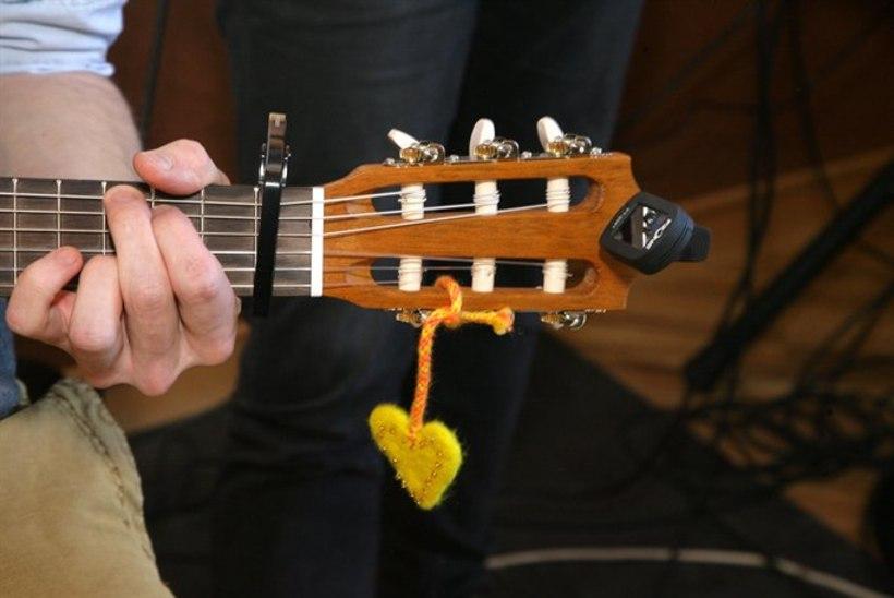 Viljandi kitarrifestivalil esinevad kodused ja välismaised tipptegijad
