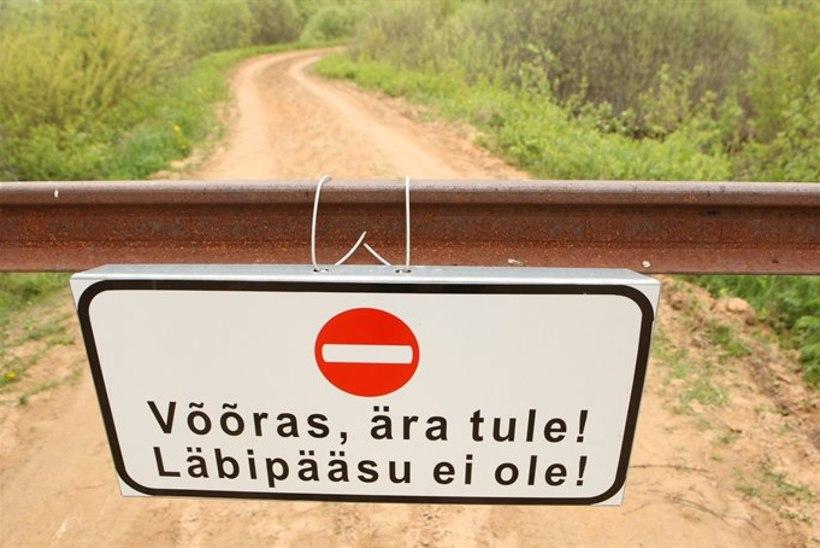 Maaomanik tee kasutamist keelata ei saa