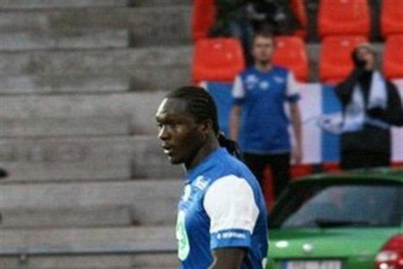 Guinea jalgpallikoondise ründaja Pato on taas Tammekasse registreeritud