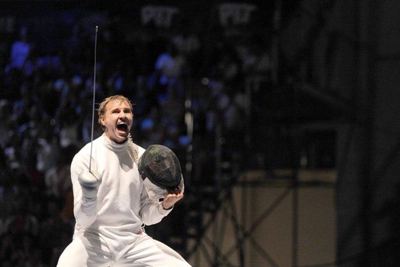 Nikolai Novosjolov tuli Budapestis vehklemise maailmameistriks