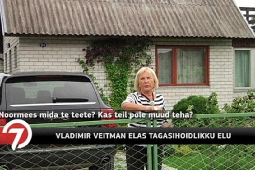 TV3 | Naabrid pidasid Veitmani tagasihoidlikuks heaks meheks