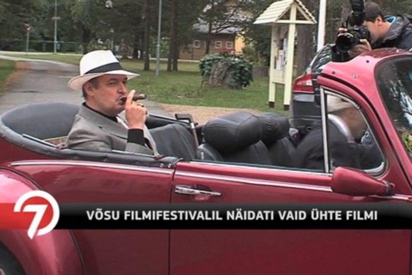 TV3: Võsul sai alguse uus filmifestival