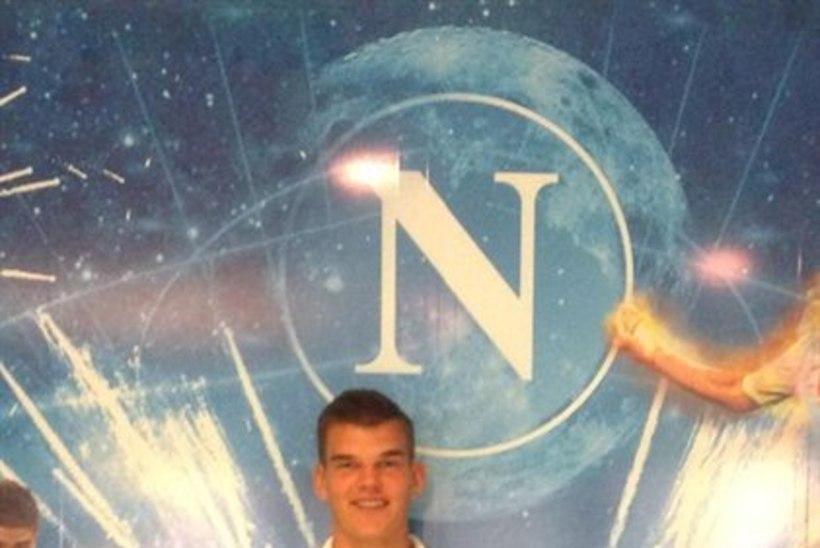 VÕIMAS! Frank Liivak sõlmis lepingu Itaalia hõbedaklubiga Napoli