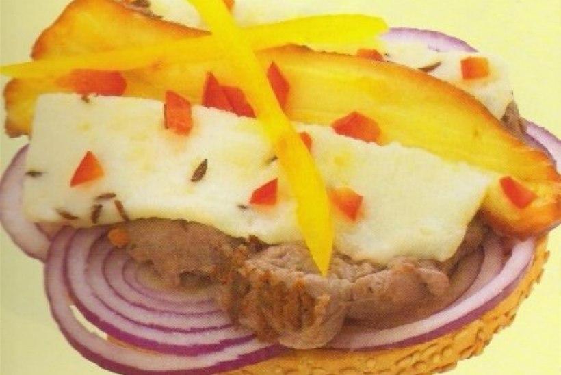 Burgundlane ehk soe lihavõileib