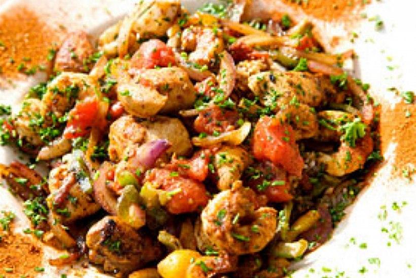 Jambalaya ilmsi ehk Louisiana köök