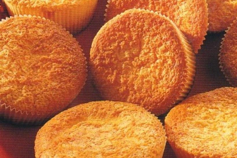 Muffinid kartulijahuga