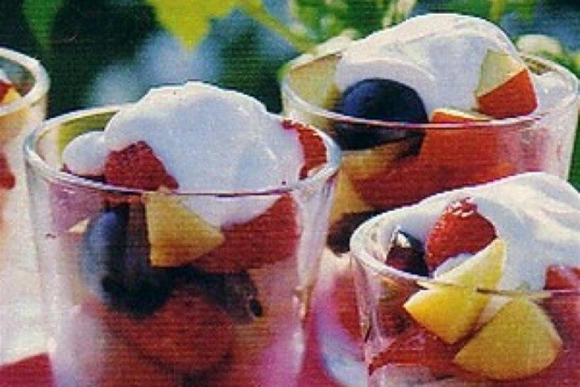 Maasikad laimikastmes
