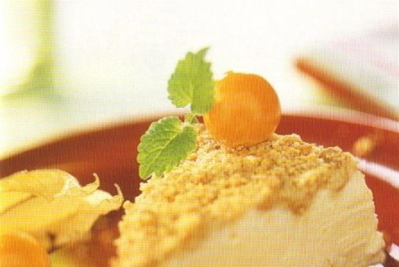 Cheesecake-jäätis