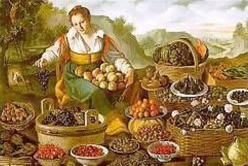Itaalia köögi võlu