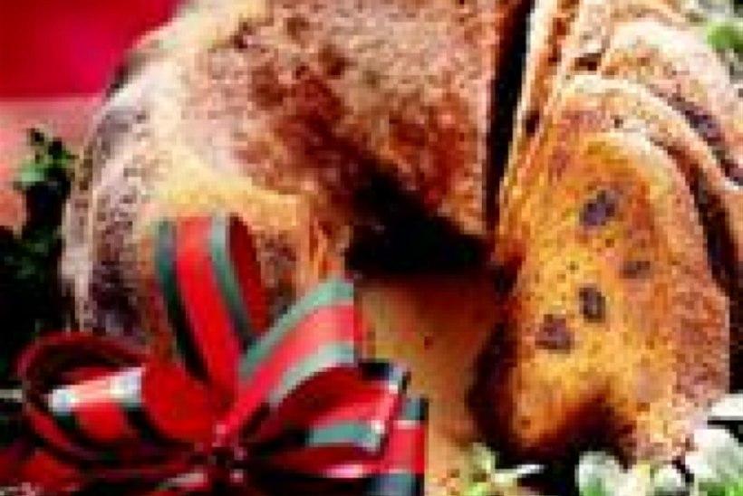 Jõulumagusat koduköögist