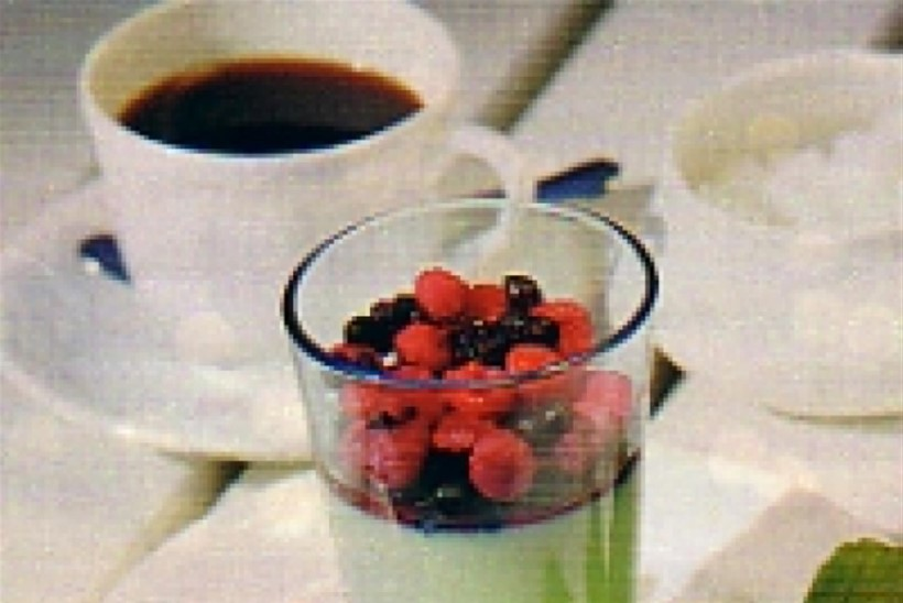 Kuninglik magustoit ehk vanillitarretis